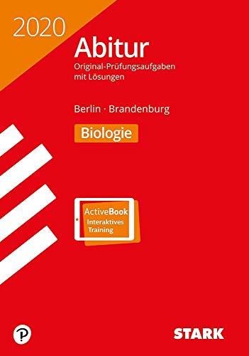 STARK Abiturprüfung Berlin/Brandenburg 2020 - Biologie eA/GK/LK: Ausgabe mit ActiveBook