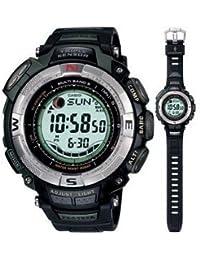 Casio correa de reloj 10290980 Pro Trek Plástico Negro 16mm(Sólo reloj correa - RELOJ NO INCLUIDO!)