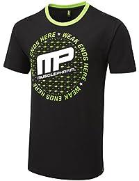 Everlast Herren Textilbekleidung Musclepharm Mens T-Shirt