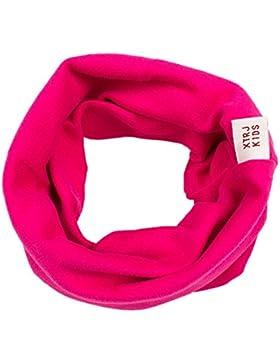 TININNA Autunno e Inverno Caldo Collo Cotone Solido Colore Sciarpa Scaldacollo Bavaglino Sciarpe per bambini ragazzi...