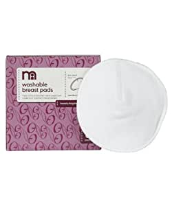 Mothercare Washable Breast Pads