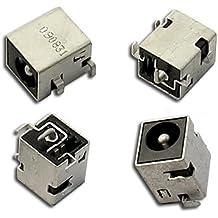 E clic PC–Conector de carga DC Jack pj033para Asus A43E, A43S, A43SJ, A43SM, A43SV, A52F A53, A53E, A53SC, A53SD, A53SJ, A53SK, A53SM, A53sv, A72DR, A72DY, A72F, A72JR,, A72JT, A72JU