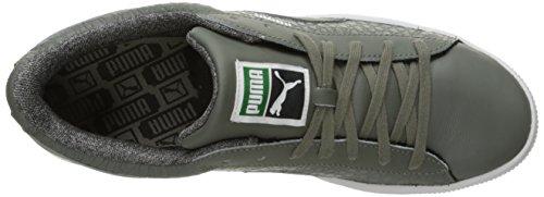 Puma panier Classic texturé Fashion Sneaker Castoro Gray