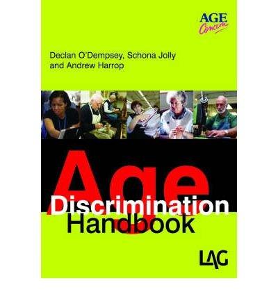 Age Discrimination Handbook (Paperback) - Common