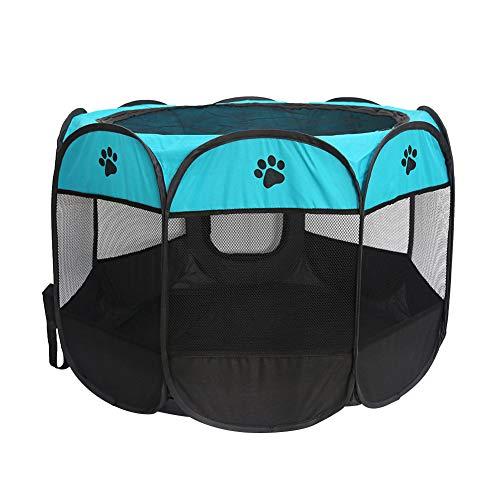 Haodou Haus Für Hund Pet Laufstall Folding Welpen Zwinger Käfig Katze Bett Zelt Nest Hundehütte Im Freien Zaun Kennel