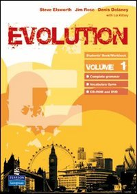Evolution. Multimedia. Student's book-Workbook-Portfolio. Per le Scuole superiori. Con CD Audio. Con CD-ROM. Con DVD-ROM: 2