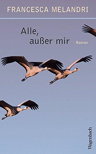 Buchseite und Rezensionen zu 'Alle, außer mir (Quartbuch)' von Francesca Melandri
