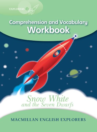 Explorers 3 Snow White Wb: Snow White Work Book