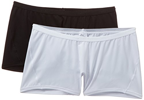 Craft Stay Cool Lot de 2 boxers Femme Noir/blanc Mix