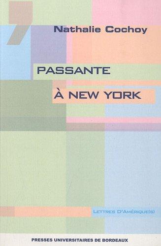 Passante à New York par Nathalie Cochoy