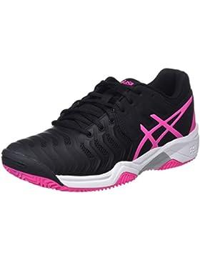 Asics Gel-Resolution 7 Clay GS, Zapatillas de Tenis para Niños
