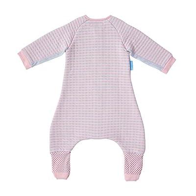 Tommee Tippee GRO Saco de dormir Groromper, 24-36m, diseño de rayas, color rosa