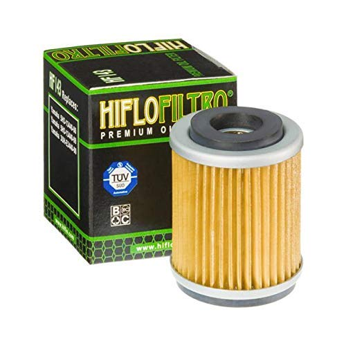 Preisvergleich Produktbild HIFLO Yamaha TW200 04 05 06 07 08 09 10 11 12 13 14 15 16 17 18 Ölfilter Qualität Original OE HF143