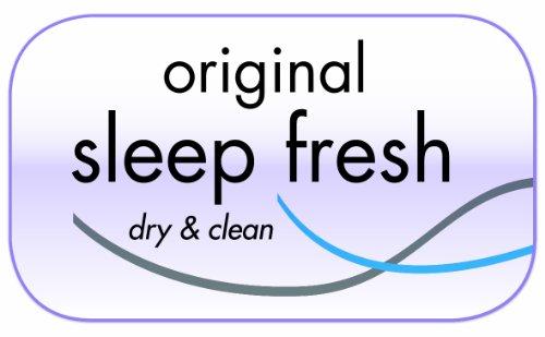 Träumeland T030531 Wiegenmatratze Sleep Fresh Softschaum mit vertikeln Belüftungskanälen, 50 x 100 cm -