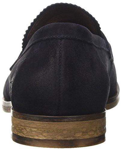 TRUSSARDI JEANS by Trussardi 77s55253, Mocassins (loafers) homme Noir
