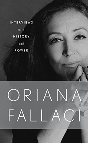Interviews with History and Conversations with Power por Oriana Fallaci