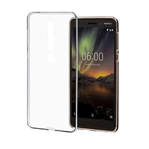 Nokia Original Schutzhülle für 6.1 Klar