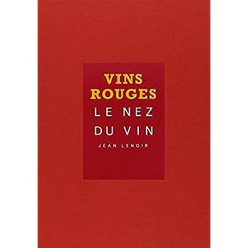 Le Nez du Vin : Les Vins Rouges, 12 arômes (en français) (coffret toile)