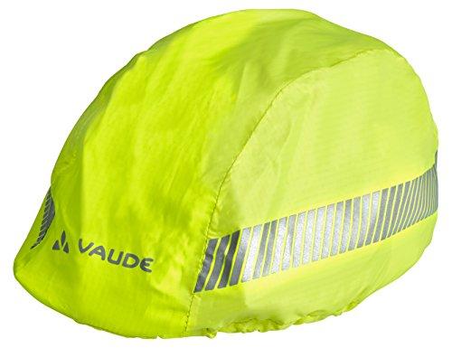 VAUDE Kinder Kids Luminum Helmet Raincover Helmschutz, Neon Yellow, One Size