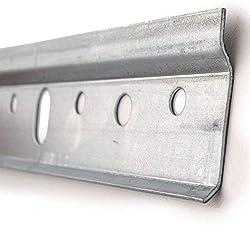 Cabinet Hanging Wall Mounting Rail Bracket Length Kitchen Cupboard Hanger 2X 1M Metre (~39.4″) by MKGT®