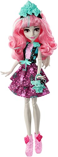 Monster High - FDF13 - Poupée - Rochelle Goyle - Party Ghouls