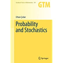 Probability and Stochastics (Graduate Texts in Mathematics)
