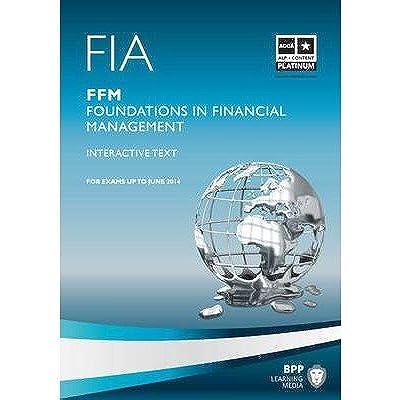 Foundation Of Financial Management Pdf