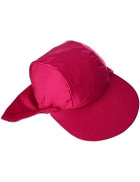 Zunblock Casquette Anti-UV - Sombrero de natación unisex infantil, color azul