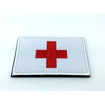Cruz Roja Medic Bordado...