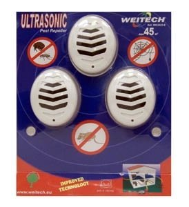 Weitech WK3523 x 3 Pz. offre (Chacun a un rayon de 45 m²)
