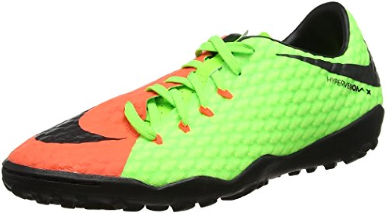 Nike Hypervenomx Phelon 3 Tf Scarpe da Calcio Uomo | Pregevole fattura  | Maschio/Ragazze Scarpa