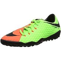 Nike Hypervenomx Phelon Iii Tf, Chaussures de Football Entrainement Homme, Vert