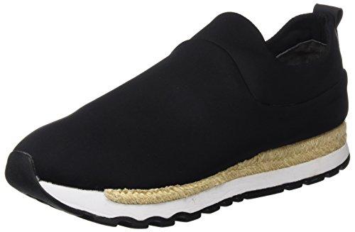 dkny-jade-espadrille-runner-zapatillas-para-mujer-negro-black-41-eu