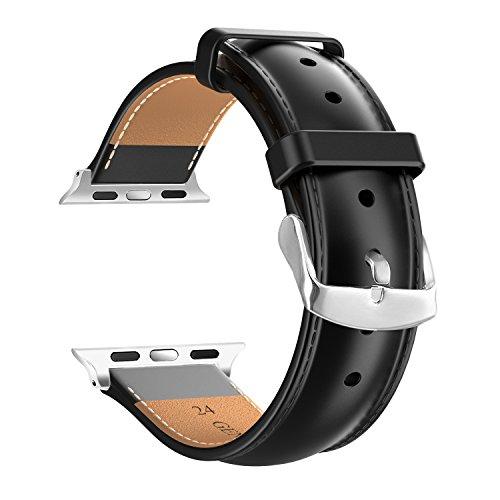 Smartwatch-zubehör Lederarmband Für Die Apple Watch 42mm Uhrenarmband Armband Braun Moderne Techniken