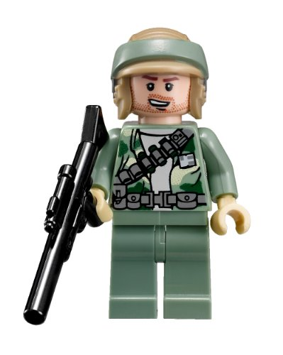 Imagen 2 de LEGO Star Wars - Endor Rebel Trooper & Imperial Trooper Battle Pack (9489)