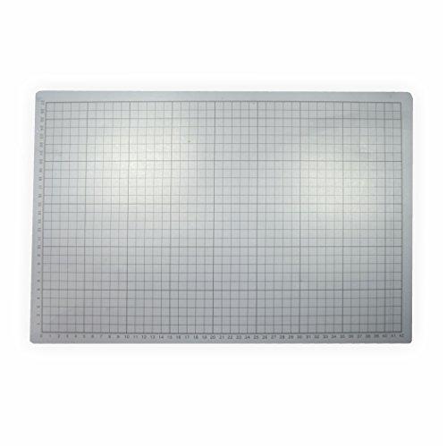 Schneidunterlage grau A3 45x30 cm selbstheilend