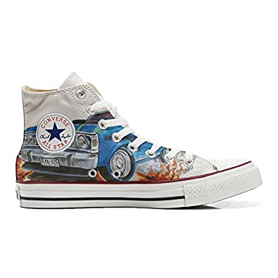 mys Converse Original, Customized With Printed Italian Style