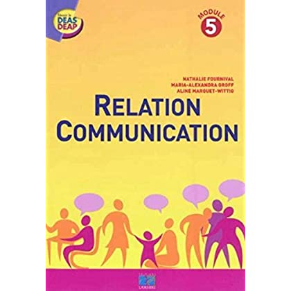 Relation communication: Module 5
