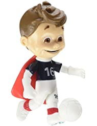 UEFA EURO 2016 - MASCOTTE OFFICIEL 6 cm FIGURINE - KICKING BALON