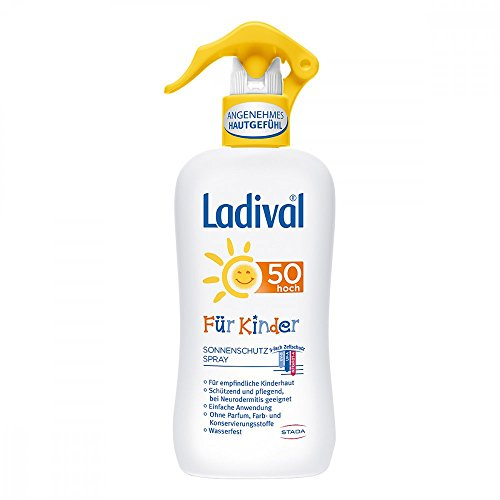 Ladival Kinder Spray LSF 50, 200 ml