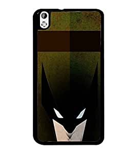 PrintDhaba Batman D-4963 Back Case Cover for HTC DESIRE 816 (Multi-Coloured)