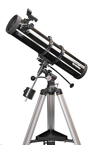 Sky-Watcher Newton Telescopes - 130/900 Eq2 Equatorial Mount, Black