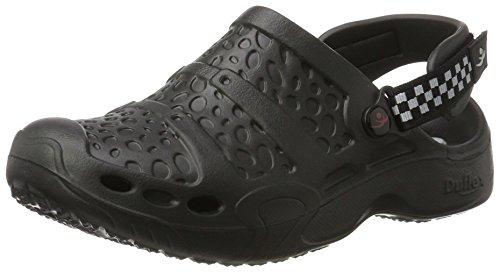 Chung Shi DUX Premium schwarz 8907010, Unisex - Erwachsene, Clogs & Pantoletten, Schwarz  (schwarz), EU 43 (XL) (Herren-komfort-clogs)