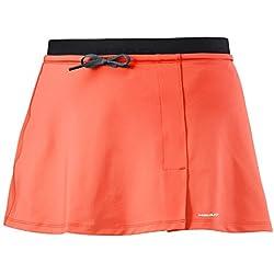 Head Vision Skirt Womens Falda, Mujer, Coral, Mediano