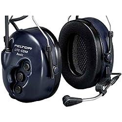 3M MT53H7P3E4400-EU - Lite-Com, PMR 446, para casco con anclaje P3E