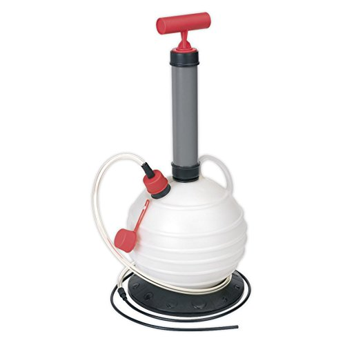 Sealey - Pompa di estrazione per olio e liquidi, 5,5 lit