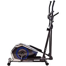 TechFit E410 Cross Trainer, Bicicleta elíptica para el hogar, Máquina de Cardio para Ejercicios