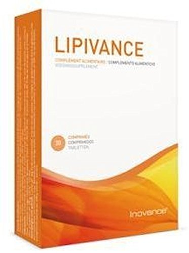 Lipivance 30 comprimidos de Inovance