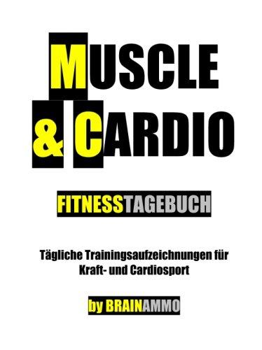 Fitnesstagebuch Muscle & Cardio