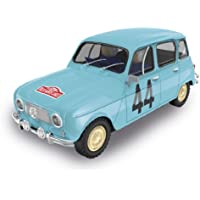 Scalextric Original - Renault 4L Montecarlo - coche slot analógico (A10070S300)